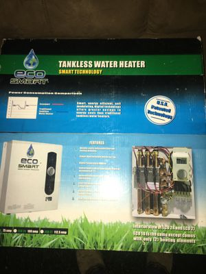 ECO 18 240v tankless water heater for Sale in Waco, TX