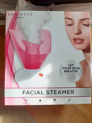 Facial streamer for Sale in Malden, MA