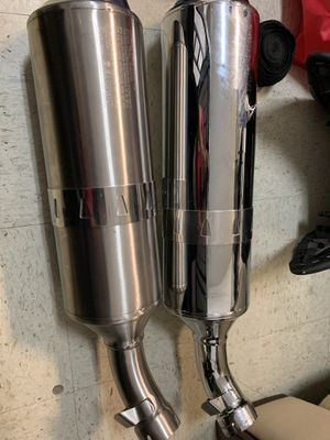 Motorcycle mufflers (BMW) for Sale in Queens, NY