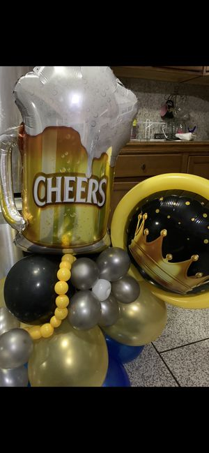 Balloons bouquets for Sale in Fontana, CA