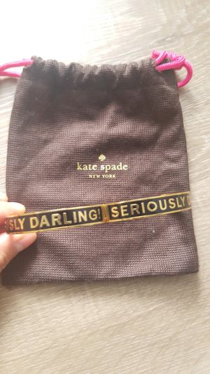 Kate Spade New York hinged Bangle for Sale in Olympia, WA