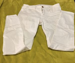 American Eagle White Jeggings - Size 10 for Sale in Paint Lick, KY
