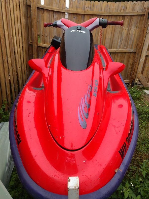 99' Kawasaki Ultra 150-NOT A KIDS TOY