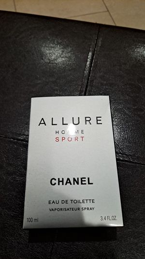 ALLURE CHANEL 3.4 OZ PERFUME for Sale in Montclair, CA