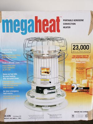 Portable Heater for Sale in Fort Campbell, TN