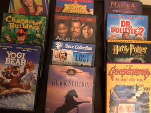 DVD's - Kids/Family for Sale in Las Vegas, NV