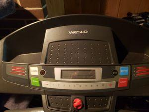 Weslo treadmill for Sale in Tacoma, WA