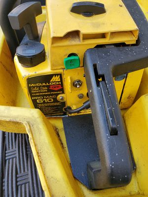 Chainsaw for Sale in Plumsted Township, NJ