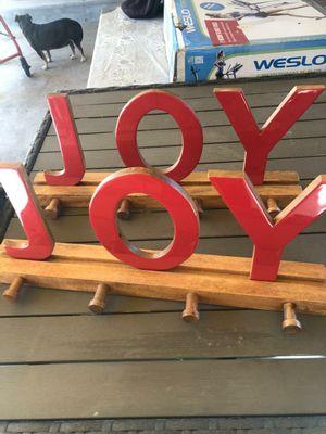 Free Joy Stocking holders for Sale in Riverside, CA