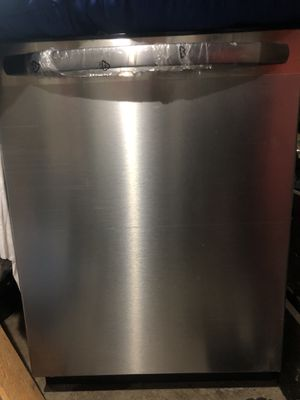 Brand new never used Frigidaire stainless steel dishwasher, pickup only for Sale in Hubbard, OR