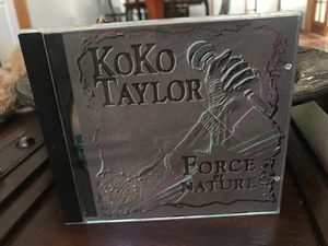 Used Koko Taylor force of nature cd for Sale in Boynton Beach, FL