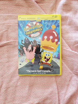 The Spongebob SquarePants Movie for Sale in Bolingbrook, IL