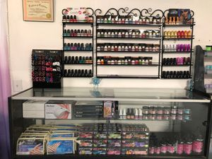 Jackie's nails beauty supplies for Sale in Bloomington, CA