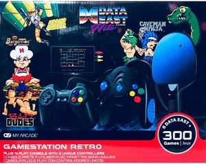 My Arcade Data East Hits Gamestation Retro Gaming for Sale in Harbor City, CA
