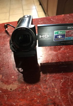 Sony camcorder for Sale in Victoria, TX