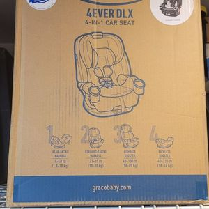 Graco 4 EVER DLX 4 -1 Infant Baby Car Seat NEW IN BOX ! for Sale in Union City, CA