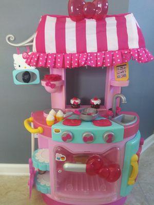 Hello Kitty Toddler Kitchen for Sale in Brandon, FL