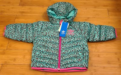 Adidas Puffy Jacket Size 12t Toddlers.  for Sale in Lynwood, CA