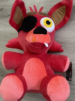 "Giant Foxy Plush 20"" FNAF Five Nights at Freddy's Plush Toy Red. Large. NWT Official Authentic New for Sale in Las Vegas,  NV"