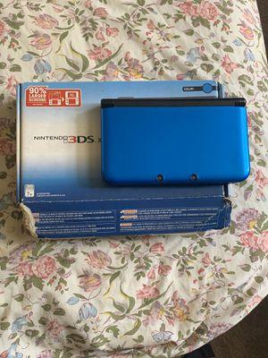 Modded Mario Nintendo 3ds XL ( LIKE NEW ) for Sale in Philadelphia, PA