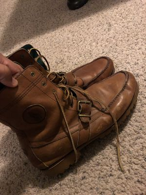 Polo boots sz 13 for Sale in Humble, TX