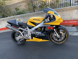 2003 GSXR 750 for Sale in Hillsborough, CA