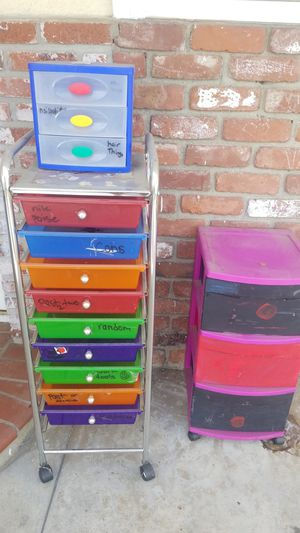 10 Rolling Drawer Cart for Sale in Anaheim, CA