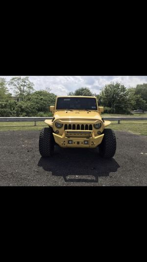 Jeep Wrangler Sahara 2015 for Sale in CT, US