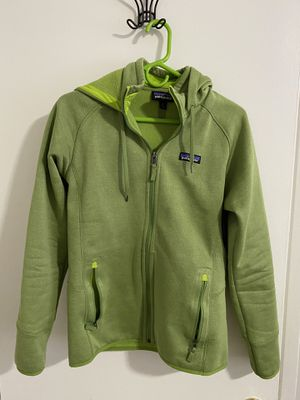 Patagonia women's zip up sweater medium for Sale in Los Angeles, CA