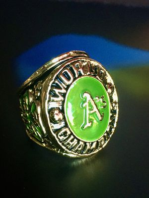 1974 Oakland Athletics World Series Fan Ring (Brand New) for Sale in San Francisco, CA