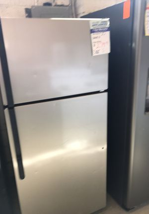 Stainless top mount refrigerator for Sale in Denver, CO