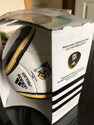 "Used, Mini World Cup 2010 Match Soccer Ball ""Jabulani"" for Sale for sale  Battle Ground, WA"