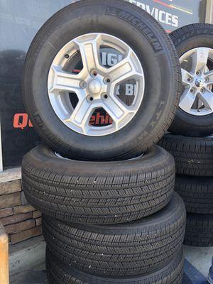 JEEP Wrangler 2020 Wheels and Tires for Sale in Silverado, CA
