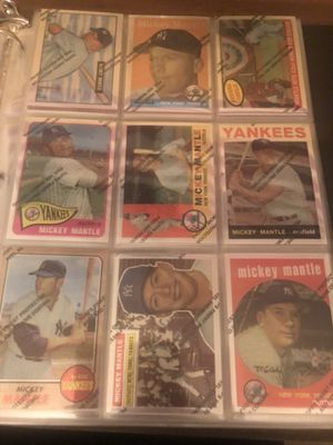 Check page for old baseball cards for Sale in Vancouver, WA