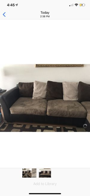 Sectional couch for Sale in Tracy, CA