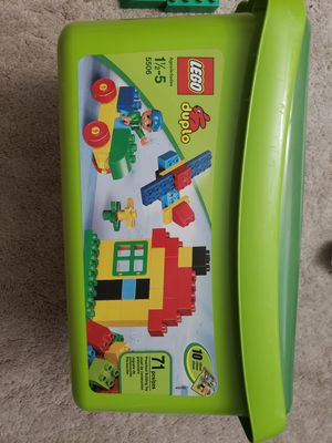 Lego duplo for kids for Sale in Monterey Park, CA