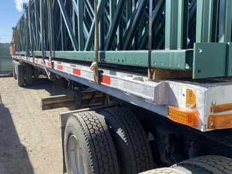 2001 Transcraft Flatbed for Sale in Stockton,  CA