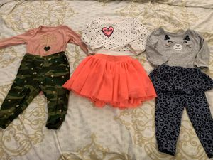 Baby girl 6-9/9 month clothes lot for Sale in Philadelphia, PA