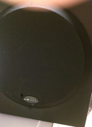 Polk Audio powered subwoofer PSW250 for Sale in Nashville, TN