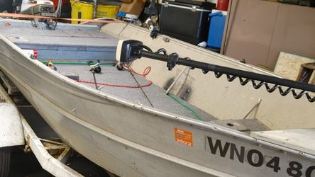14ft Valco Aluminum Boat for Sale in Vancouver,  WA