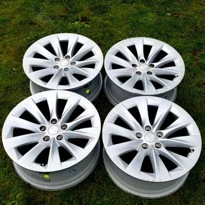 Tesla 19 Inch Wheels Rims Set OEM for Sale in Kent, WA