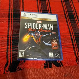 Ps5 Spiderman Ultimate Launch Edition for Sale in Reading, PA