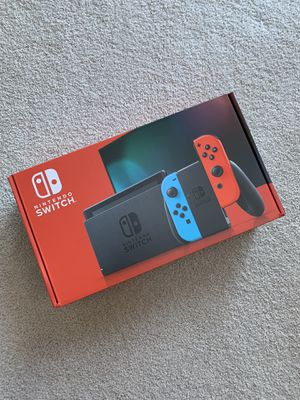 New Nintendo Switch V2 32GB for Sale in Normal, IL