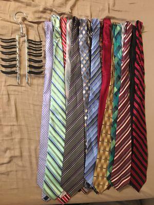 20 Ties w/Hanger for Sale in Austin, TX