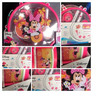 Minni mouse drum set for Sale in Houston, TX