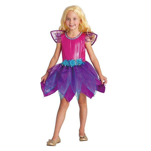Twilight Fairy Girls Halloween Costume Size M medium Totally Ghoul NEW w Tag