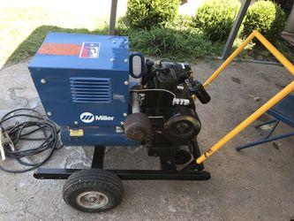 Miller Roughneck Welder 2 E Generator for Sale in Abilene,  TX