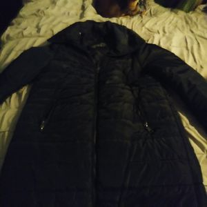 Parka Coat Black for Sale in Santa Ana, CA