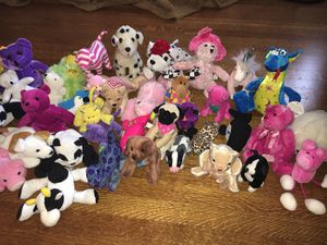 Beanie animals for Sale in Pittsburgh, PA