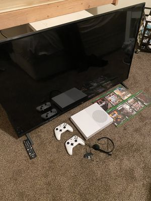 """Xbox one s 1t & LG smart tv 55"""" for Sale in Kennewick, WA"""